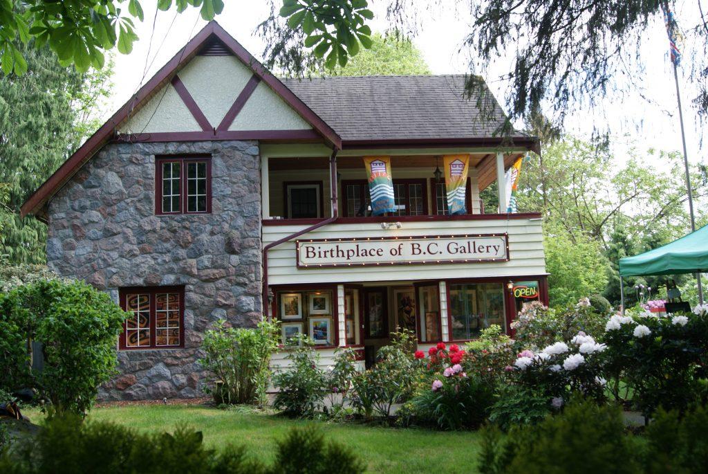 Paddlewheeler Fort Langley