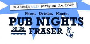 Pub Night on the Fraser River
