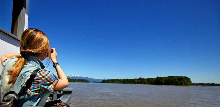 Discover the Fraser - Paddlewheeler Riverboat Tours