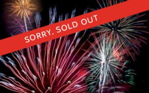"""SOLD-OUT-Fireworks Dinner Cruise - """"Celebration of Lights"""" Festival - Vancouver, New West"""