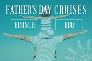 Father's Day Brunch + BBQ Cruises! ~ Paddlewheeler Riverboat Tours