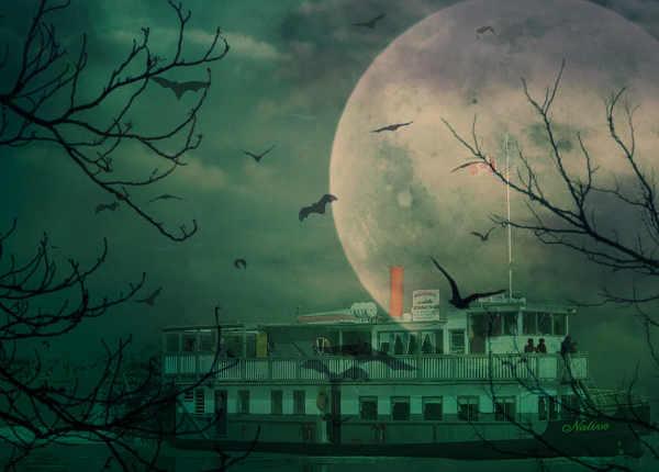 Paddlewheeler Halloween Cruise