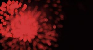Canada Day Fireworks Pub Night - New Westminster, Vancouver, BC
