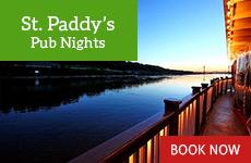 st patrick's pub night on the fraser