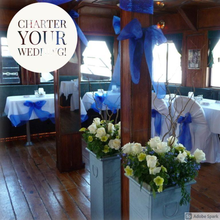 Paddlewheeler Weddings On the Fraser