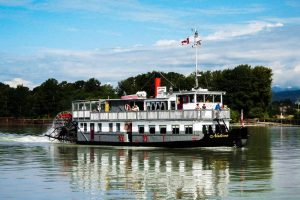 Paddlewheeler Riverboat Tours, Cruises, Charters, Events